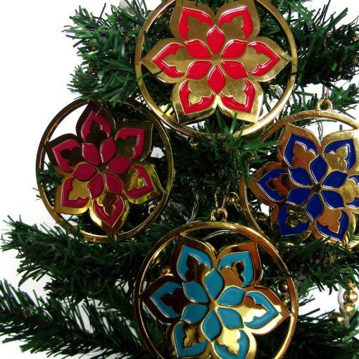 décorations sapin nova bijoux
